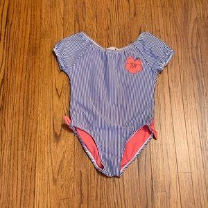 Tommy Bahama Seersucker Swimsuit
